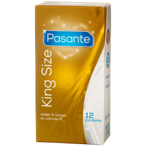 Pasante King Size XXL Condoms 12 pcs