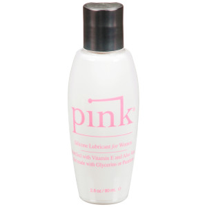 Pink Silicone Lubricant 80 ml