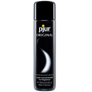 Original Pjur Silicone Lube 100 ml