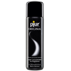 Original Pjur Silicone Lube 250 ml