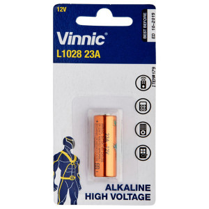 A23 12V Alkaline Battery 1 pc