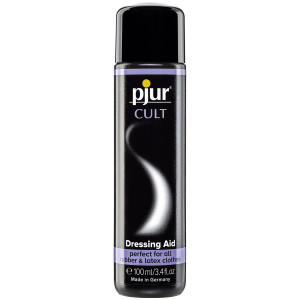 Pjur Cult Latex Dressing Aid and Conditioner 100 ml