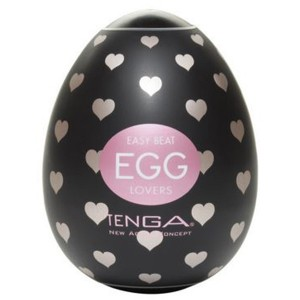 TENGA Egg Lovers Heart Handjob Masturbator for Men