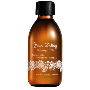 Joan Ørting Luxury Massage Oil 200 ml