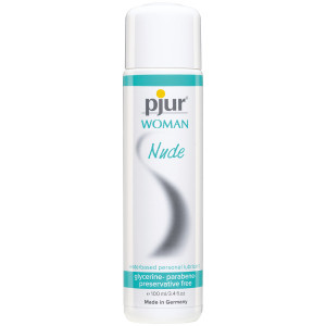 Pjur Woman Nude Water-based Lube 100 ml - AWARD WINNER