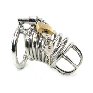 Fetish Fantasy Extreme Chastity Device For Men