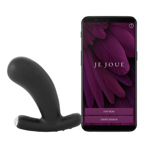 Je Joue Nuo App Controlled Anal Vibrator