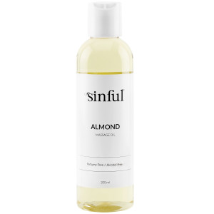 Sinful Almond Massage Oil 200 ml