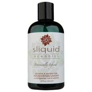 Sliquid Oceanics Natural Organic Lubricant 125 ml
