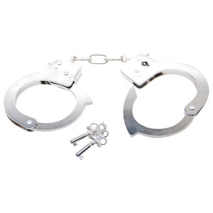 Fetish Fantasy Official Cuffs Metal Handcuffs