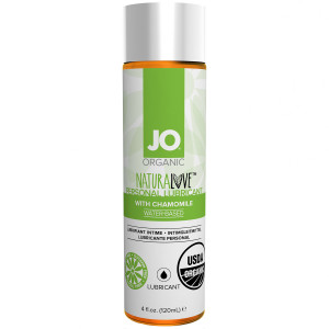 System JO Organic Lubricant 120 ml - TEST WINNER