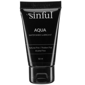 Sinful Aqua Water-based Lubricant 50 ml