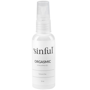 Sinful Orgasmic Stimulating Gel 50 ml