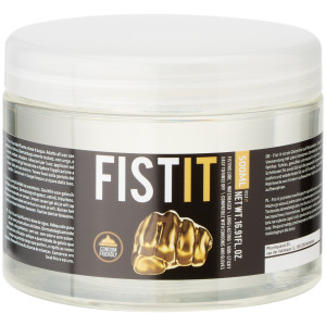 Fist It Water Based Lubricant 500 ml