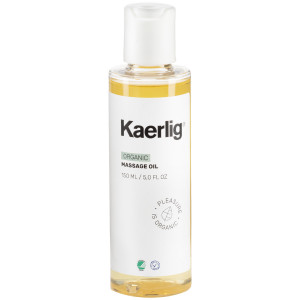 Kaerlig Organic Massage Oil 150 ml