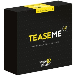 Tease & Please TeaseMe Erotic Card Game for Couples