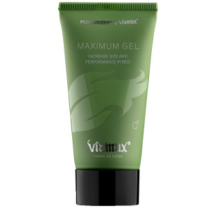 Viamax Maximum Penis Gel 50 ml