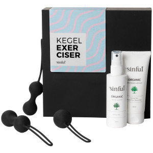 Sinful Kegel Exerciser Box with A-Z Guide