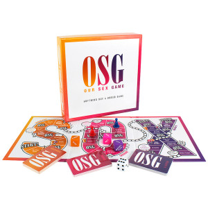 OSG Our Sex Game Board Game