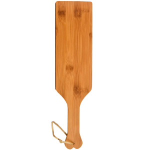 Bound to Please Bamboo Paddle