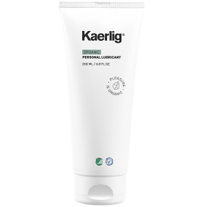 Kaerlig Organic Water Based Lubricant 200 ml