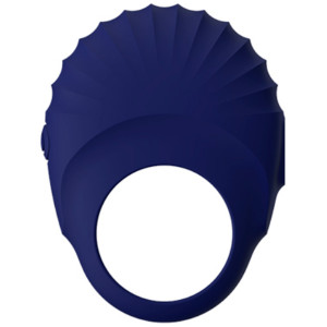 Blue Evolution Pallas Vibrating Cock Ring