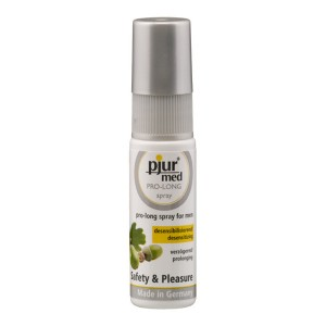 Pjur WITH PRO-LONG Spray for Men