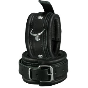 SToys Leather Ankle Cuffs Narrow