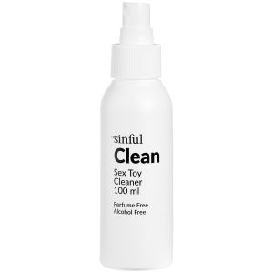 Sinful Clean Sex Toy Cleaner 100 ml