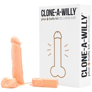 Clone-A-Willy Plus Balls Clone Your Penis