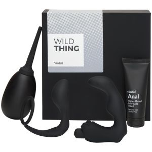 Sinful Wild Thing Sex Toy Box with A-Z Guide