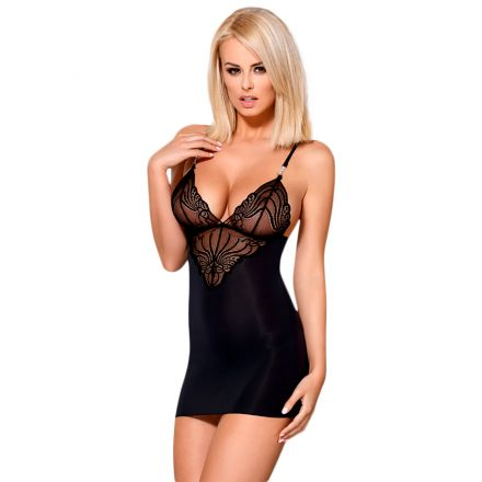 Obsessive Chemise and Thong Set