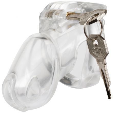 HolyTrainer V4 Chastity Device Standard Clear