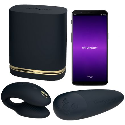 Womanizer and We-Vibe Golden Moments Collection Set
