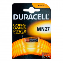 Duracell A27 12V Battery 1 pc  1