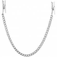 Fetish Fantasy Nipple Clamps with Chain product image 1