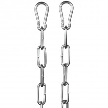 Rimba Metal Chain with Snap Hook 100 cm product packaging image 1