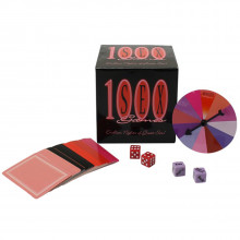 1000 Sex Games Card Game in English   1
