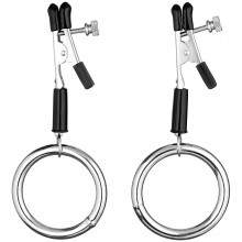 Spartacus Bully Rings Nipple Clamps  product image 1
