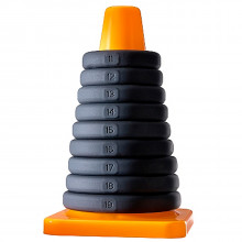Perfect Fit Play Zone Cock Rings Set of 9   1