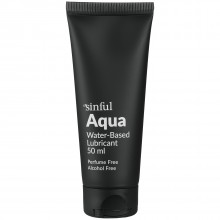 Sinful Aqua Water-based Lubricant 50 ml product image 1