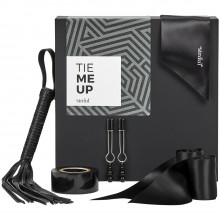 Sinful Tie Me Up Sex Toy Box with A-Z Guide