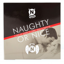Naughty or Nice 3-in-1 Couples Game