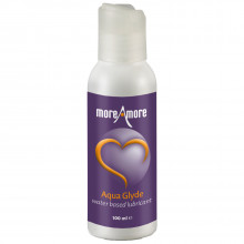 Moreamore Aqua Glyde Water Based Lubricant 100 ml  1