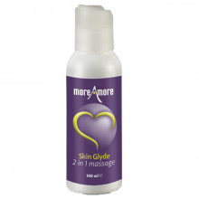 Moreamore Skin Glyde 2-in-1 Massage and Lubricant 100 ml  1