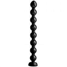 Hosed Snake Thick Anal Chain with Numbers Medium 49 cm  1