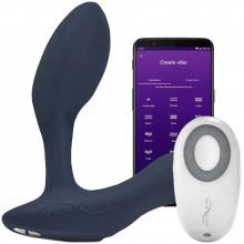 We-Vibe Vector Prostate Massager with Remote and App product with app 1