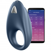 Bathmate Vibe Strength Cock Ring product with app 1