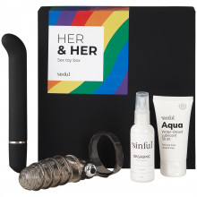 Sinful Wild Thing Sex Toy Box with A-Z Guide product image 1