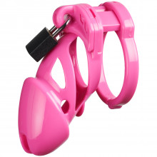 The Vice Pink Chastity Device product image 1